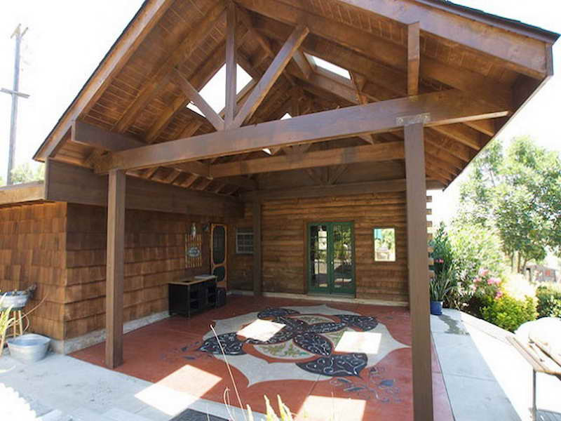 Best ideas about DIY Covered Patio Plans . Save or Pin Planning & Ideas Diy Covered Patio Ideas Now.
