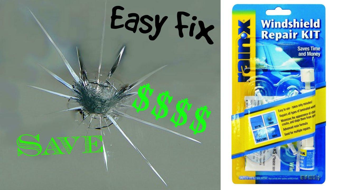 Best ideas about DIY Cracked Windshield . Save or Pin DIY Van Windshield Repair Rain X Repair Kit Easy Now.