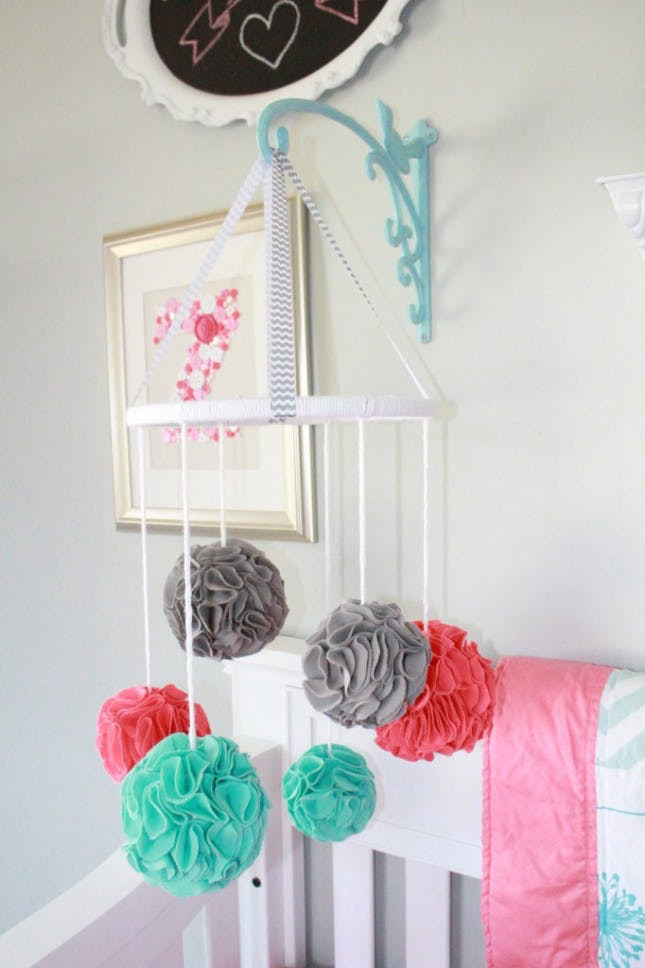 Best ideas about DIY Crib Mobiles . Save or Pin 30 Baby Mobiles to Buy or DIY Now.