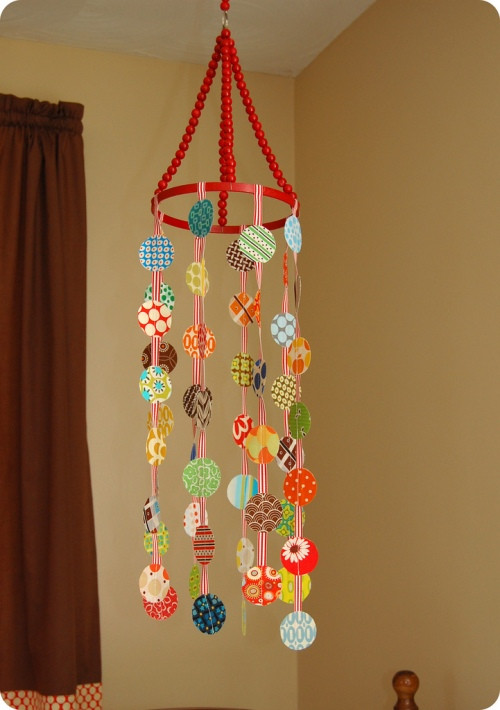 Best ideas about DIY Crib Mobiles . Save or Pin LoveB3ingPreggie Make Your Own Crib Mobile DIY Now.