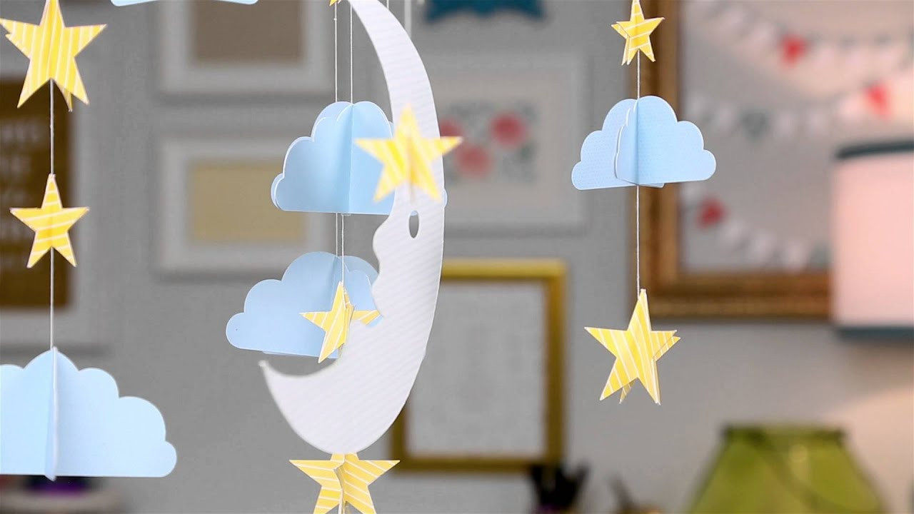 Best ideas about DIY Crib Mobiles . Save or Pin DIY Baby Mobile Now.