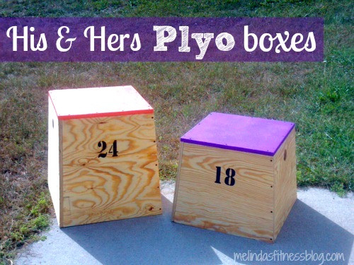 Best ideas about DIY Crossfit Box . Save or Pin DIY Plyo Box His & Hers Now.