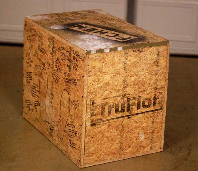 Best ideas about DIY Crossfit Box . Save or Pin How to Build a Plyometric Box Tags boxjumps crossfit box Now.