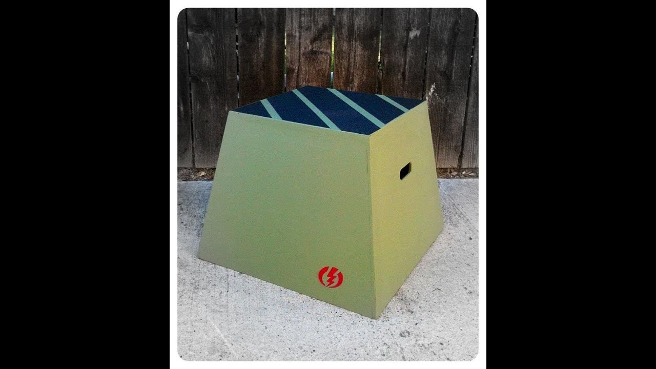 Best ideas about DIY Crossfit Box . Save or Pin DIY Plyo Box Crossfit Style MMA Plyo Boxes Box Now.