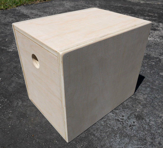 """Best ideas about DIY Crossfit Box . Save or Pin 3 in 1 PLYO BOX 12"""" 14"""" 16"""" Crossfit Box Jump Plyometric Now."""