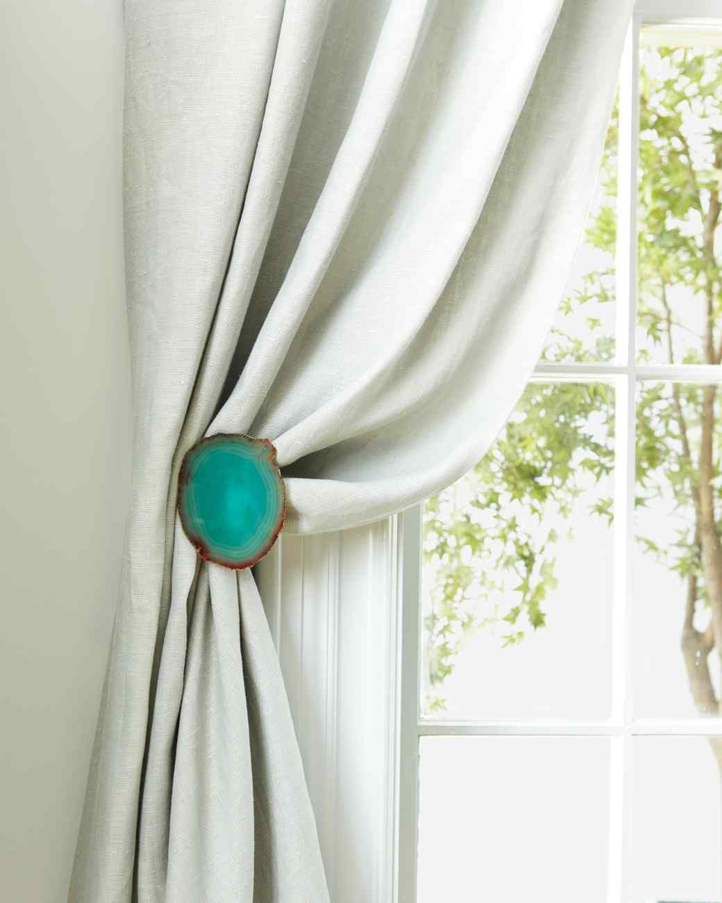 Best ideas about DIY Curtain Tie Back . Save or Pin 64 DIY Curtain Tie Backs Now.