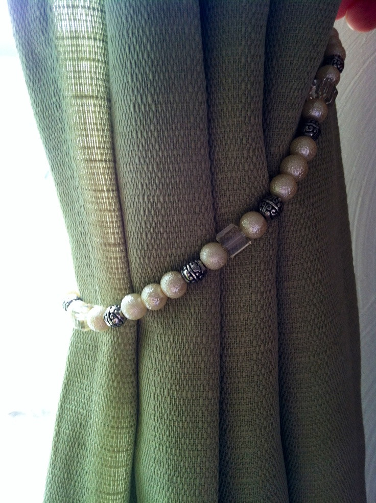 Best ideas about DIY Curtain Tie Back . Save or Pin Best 25 Diy curtain tiebacks ideas on Pinterest Now.