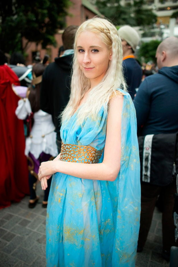 Best ideas about DIY Daenerys Targaryen Costume . Save or Pin Halloween Costumes for Women That They Will Love To Wear Now.