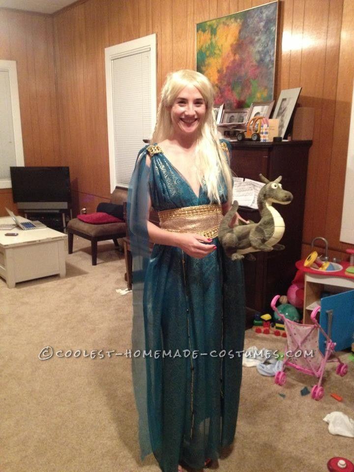 Best ideas about DIY Daenerys Targaryen Costume . Save or Pin 1000 images about Daenerys Targaryen Halloween costume on Now.