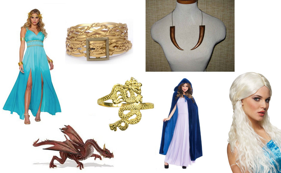 Best ideas about DIY Daenerys Targaryen Costume . Save or Pin Daenerys Targaryen Costume Now.