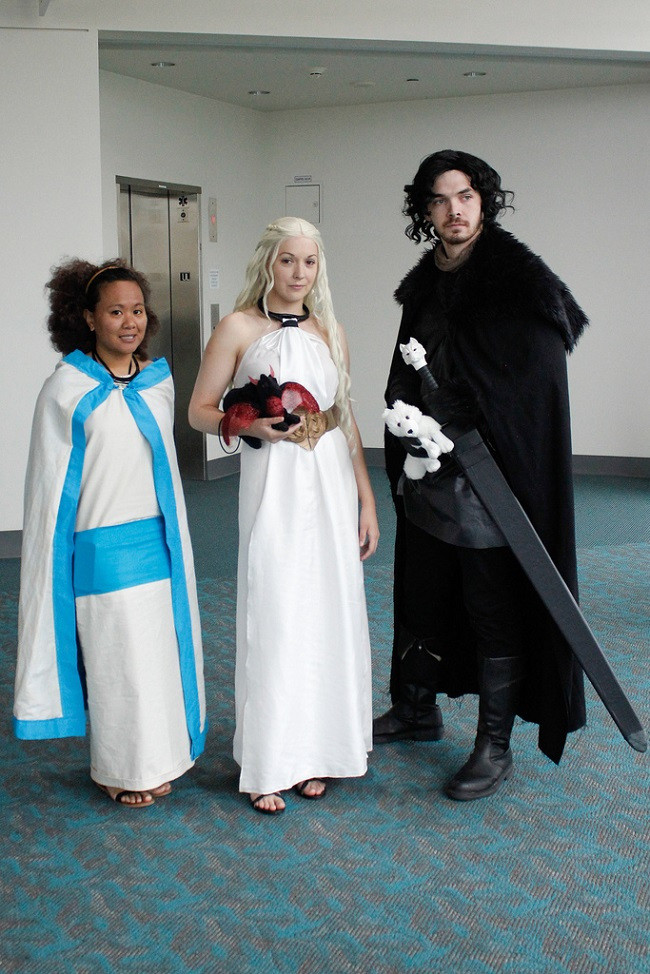Best ideas about DIY Daenerys Targaryen Costume . Save or Pin 40 DIY 'Game Thrones' Halloween Costumes For 2016 Now.