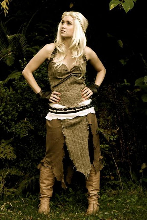 Best ideas about DIY Daenerys Targaryen Costume . Save or Pin 50 Super Cool Character Costume Ideas Hative Now.