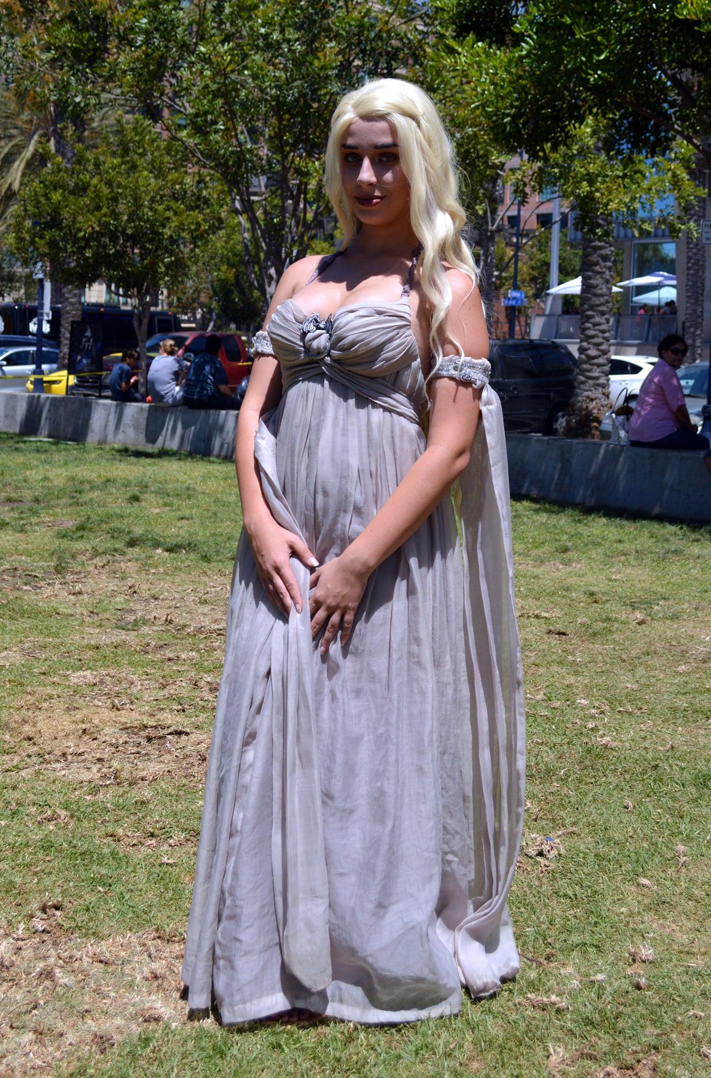 Best ideas about DIY Daenerys Targaryen Costume . Save or Pin Daenerys Targaryen Now.