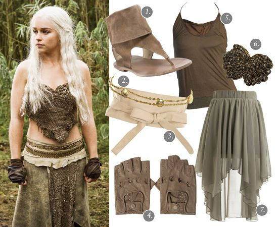 Best ideas about DIY Daenerys Targaryen Costume . Save or Pin Die besten 25 Khaleesi Kostüm Ideen auf Pinterest Now.