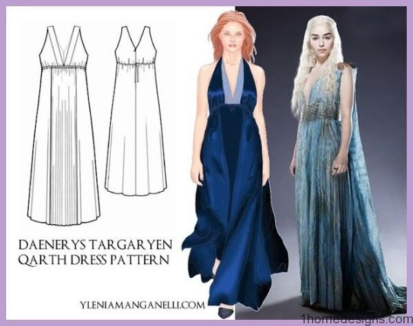 Best ideas about DIY Daenerys Targaryen Costume . Save or Pin DIY DAENERYS TARGARYEN KHALEESI COSTUME TUTORIAL Now.