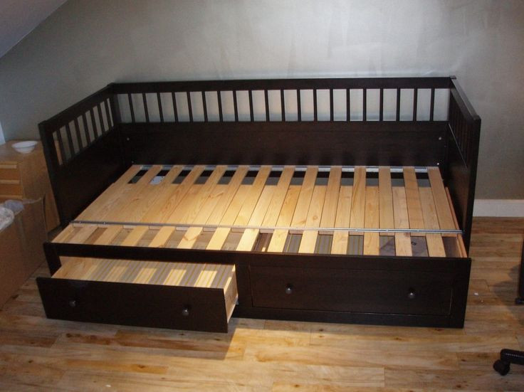 Best ideas about DIY Daybed Frame . Save or Pin 17 Best ideas about Queen Size Daybed Frame on Pinterest Now.