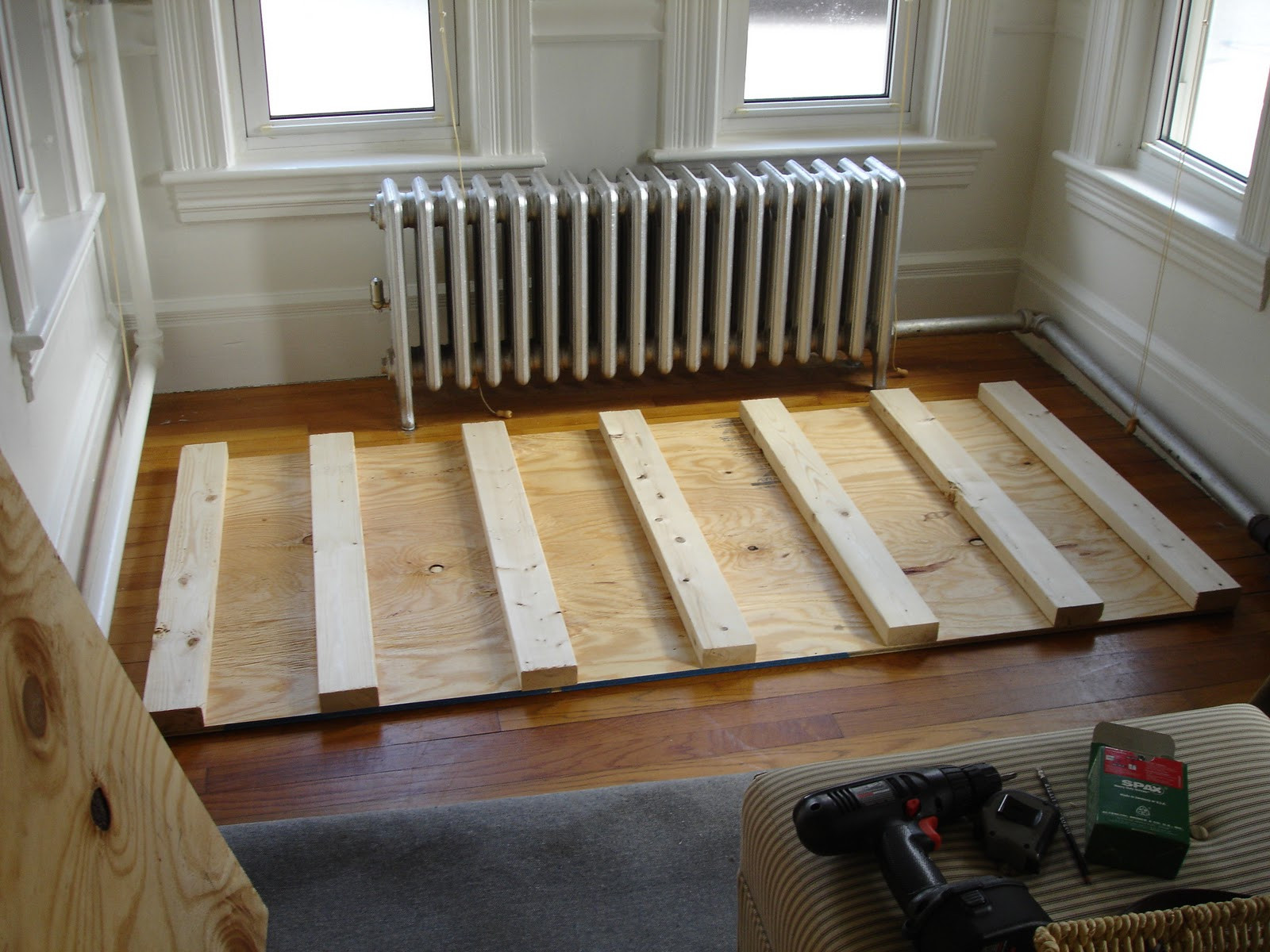 Best ideas about DIY Daybed Frame . Save or Pin loft & cottage the daybed is done Now.