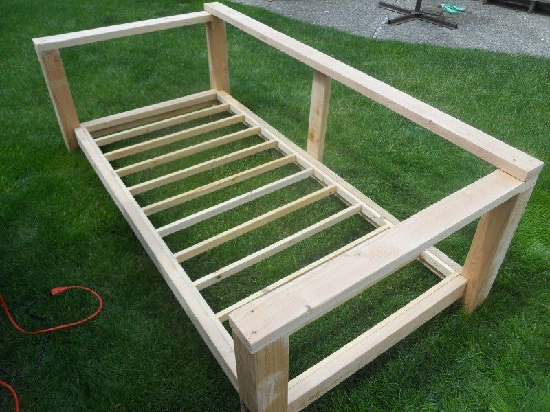 Best ideas about DIY Daybed Frame . Save or Pin Wood Daybed Frames Foter Now.