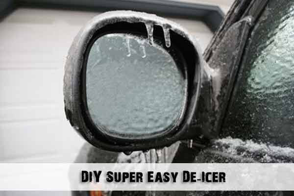 Best ideas about DIY De Icer . Save or Pin DIY Super Easy De Icer SHTF & Prepping Central Now.