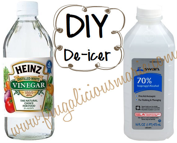 Best ideas about DIY De Icer . Save or Pin DIY De icer Frugalicious Marie Now.