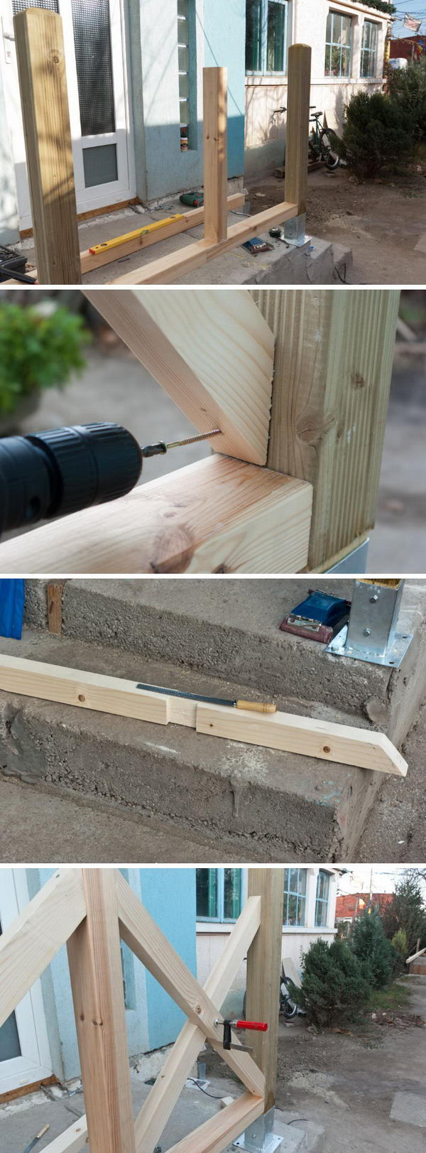 Best ideas about DIY Deck Railing Ideas . Save or Pin 20 DIY Deck Railing Ideas 2017 Now.