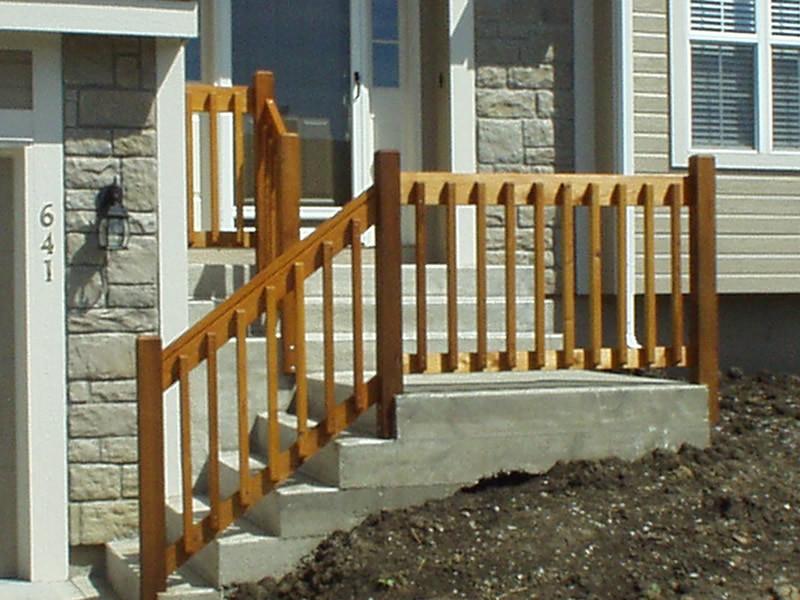 Best ideas about DIY Deck Railing Ideas . Save or Pin DIY Porch Railing Ideas — Bistrodre Porch and Landscape Ideas Now.