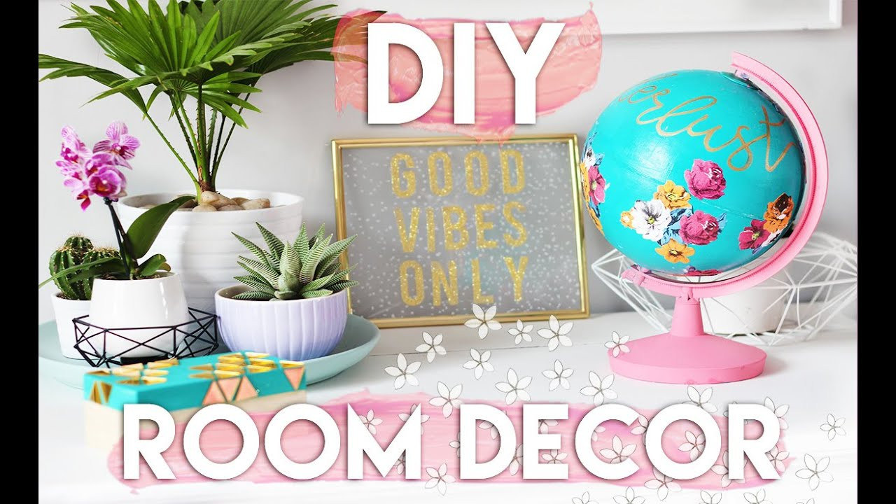 Best ideas about DIY Decorations For Your Room . Save or Pin DIY Summer Room Decor Ideas Now.