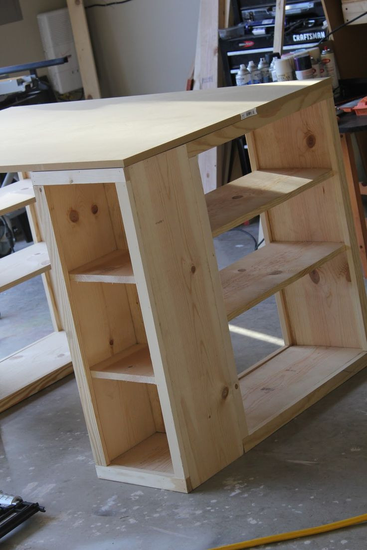 Best ideas about DIY Desk Shelf . Save or Pin Counter Height Table Plans WoodWorking Projects & Plans Now.