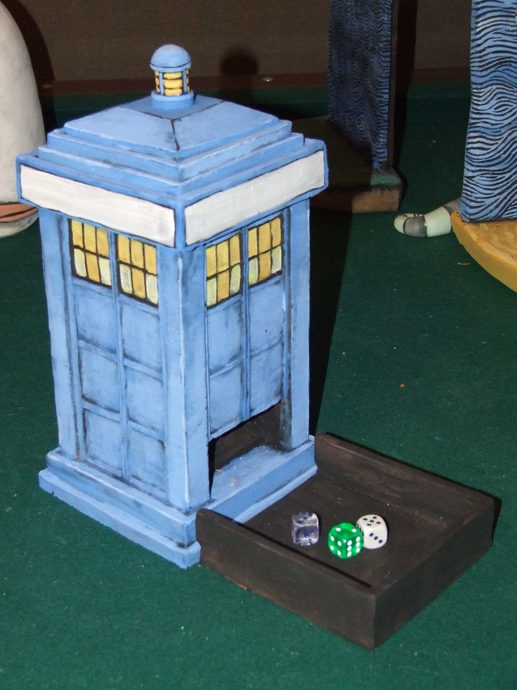 Best ideas about DIY Dice Tower . Save or Pin 14 best images about Dice Tower on Pinterest Now.