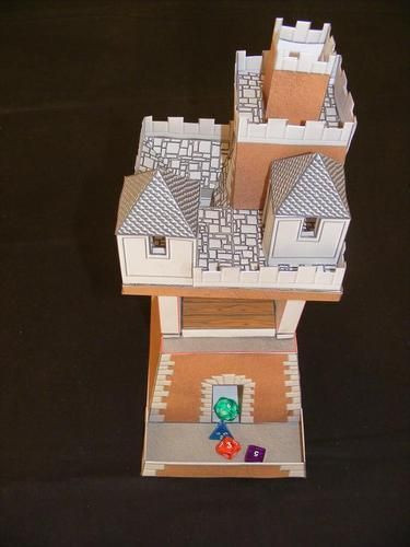 Best ideas about DIY Dice Tower . Save or Pin Papercraft dice tower Image BoardGameGeek Now.