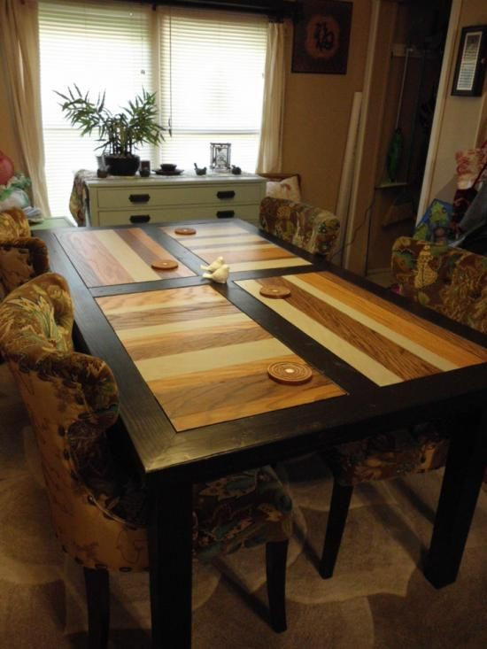 Best ideas about DIY Dining Room Table Plans . Save or Pin Diy Square Dining Table Plans WoodWorking Projects & Plans Now.