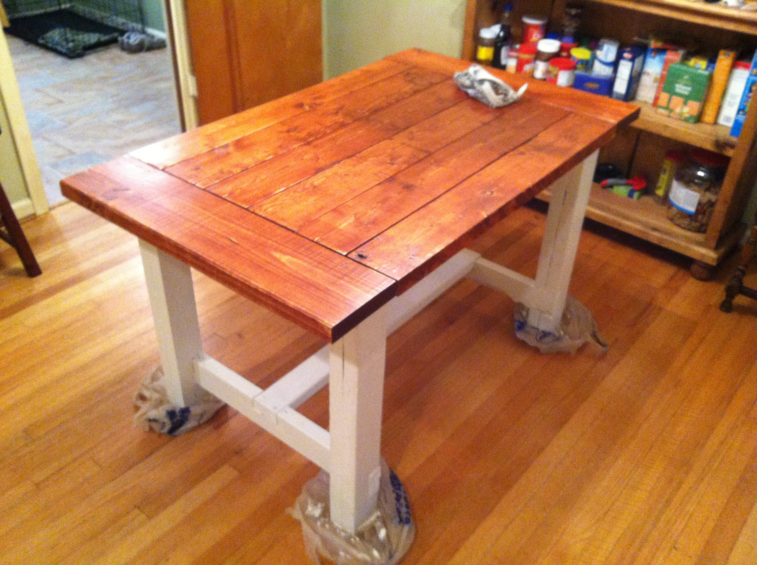 Best ideas about DIY Dining Room Table Plans . Save or Pin Ana White Now.