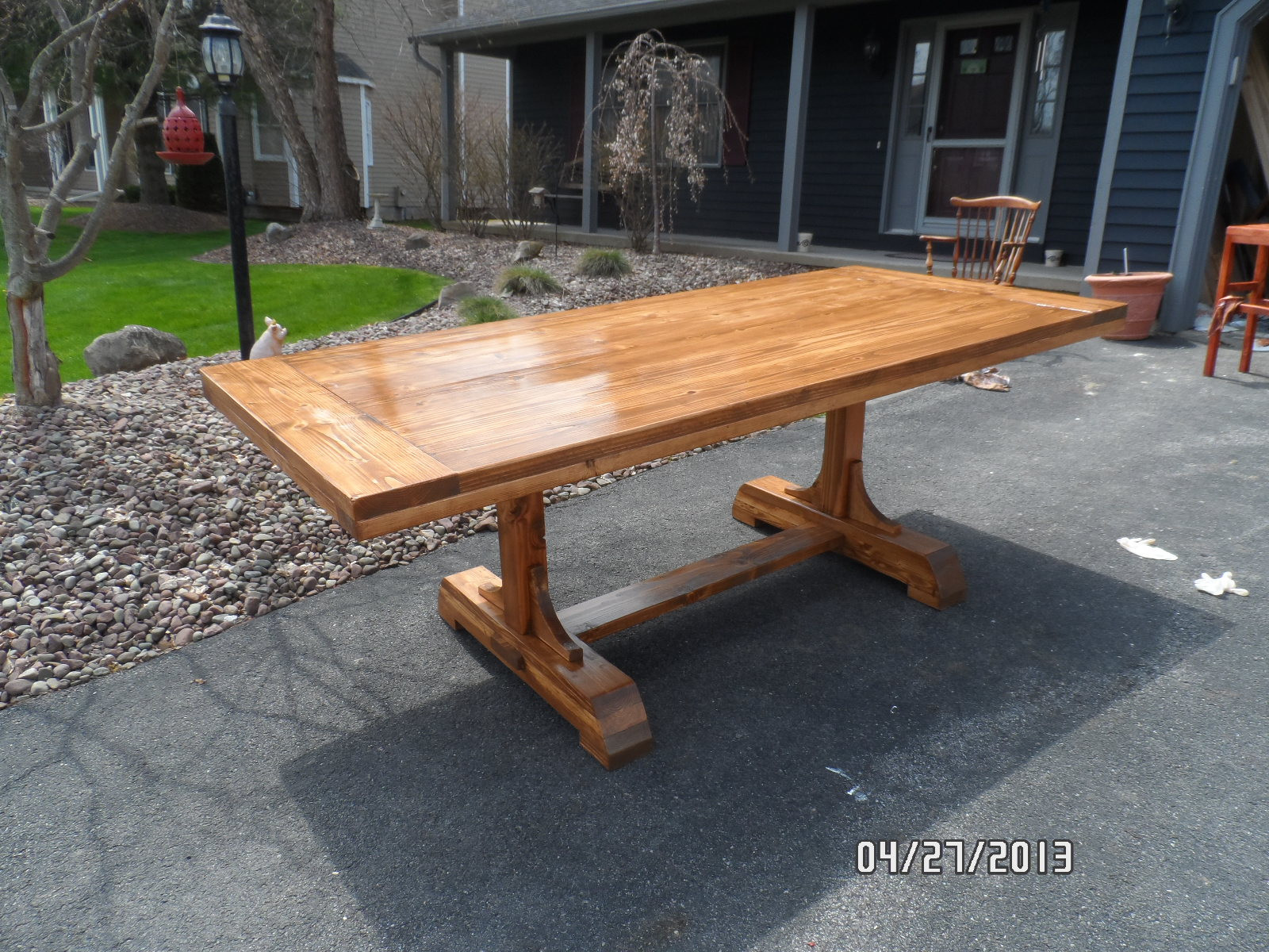 Best ideas about DIY Dining Room Table Plans . Save or Pin Woodwork Dining Table Plans Diy PDF Plans Now.