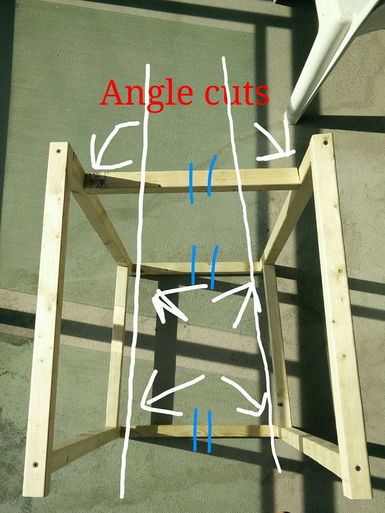 Best ideas about DIY Dip Station . Save or Pin Dip Station DIY Exercise Stand 6 Steps Now.