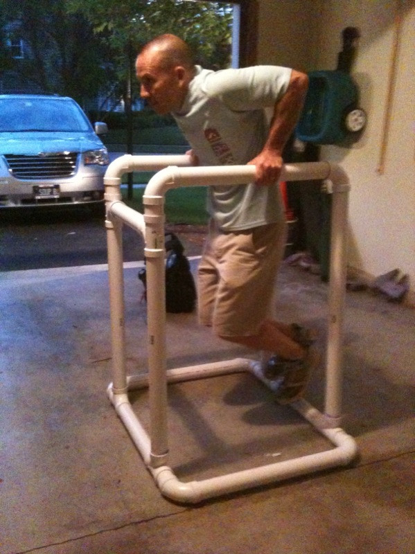 Best ideas about DIY Dip Station . Save or Pin Trinity Training Group DIY Gear Dip Station Now.