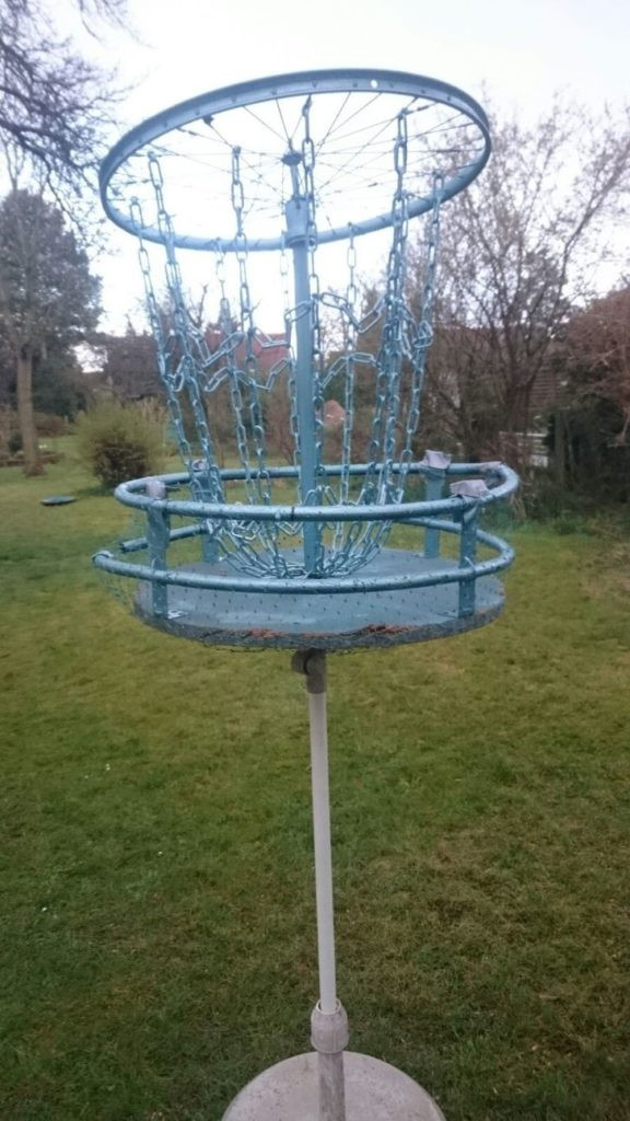 Best ideas about DIY Disc Golf Basket . Save or Pin DIY Disc Golf Baskets Ranked Now.