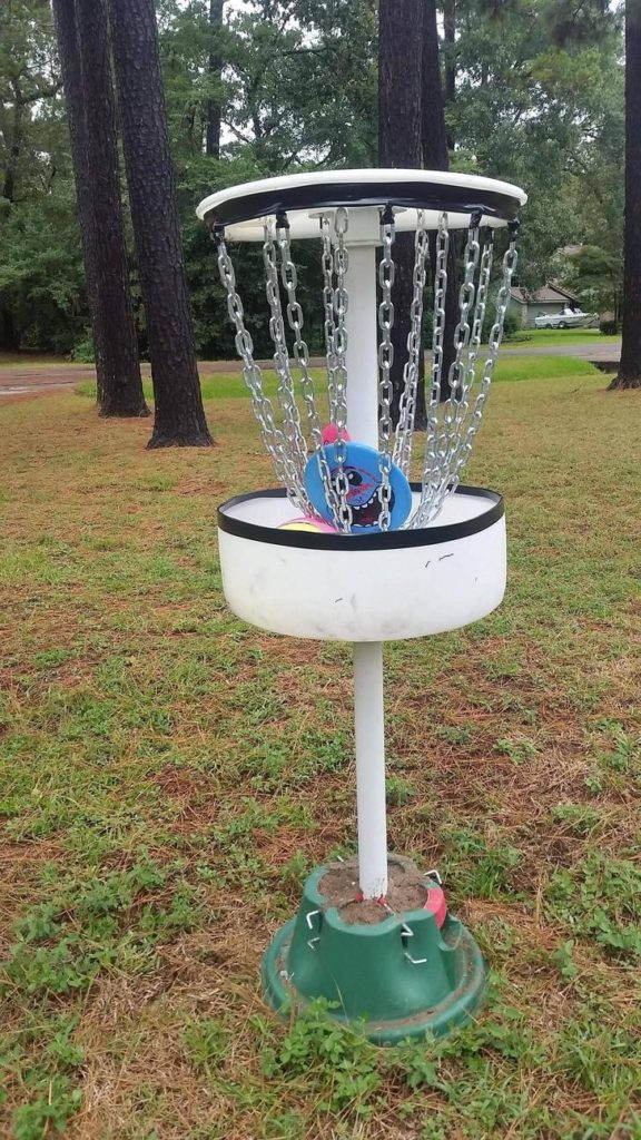 Best ideas about DIY Disc Golf Baskets . Save or Pin DIY Disc Golf Baskets Ranked Now.
