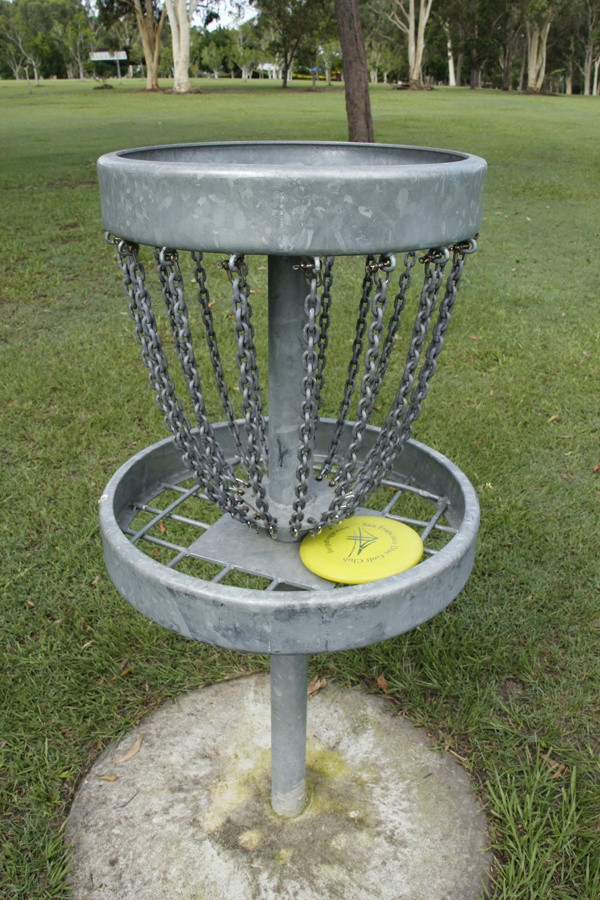 Best ideas about DIY Disc Golf Baskets . Save or Pin 17 Best images about Unique Disc Golf Baskets on Pinterest Now.