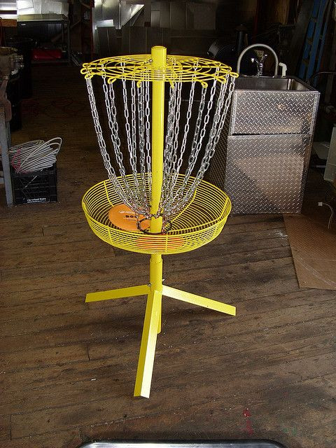 Best ideas about DIY Disc Golf Baskets . Save or Pin Best 25 Disc golf basket ideas on Pinterest Now.
