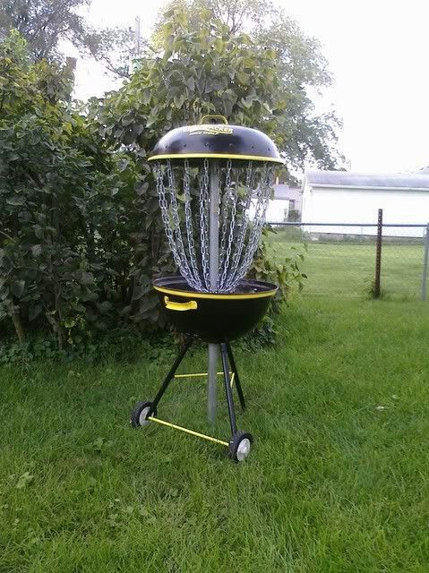 Best ideas about DIY Disc Golf Baskets . Save or Pin 27 best images about disc golf DIY on Pinterest Now.