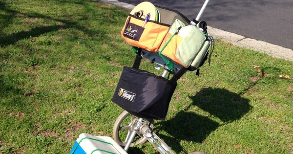 Best ideas about DIY Disc Golf Cart . Save or Pin discgolfbag lunch cooler dg cart Now.