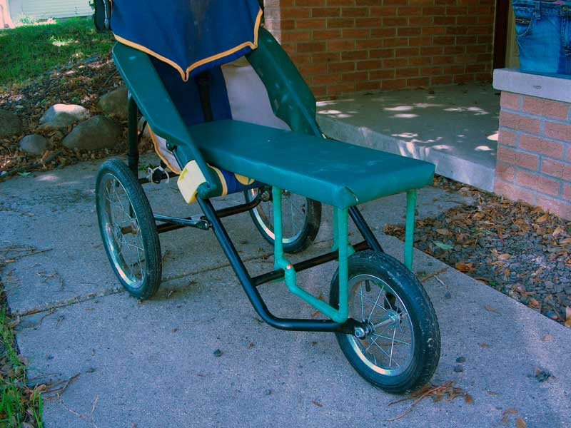 Best ideas about DIY Disc Golf Cart . Save or Pin Disc Golf Cart Conversions Now.
