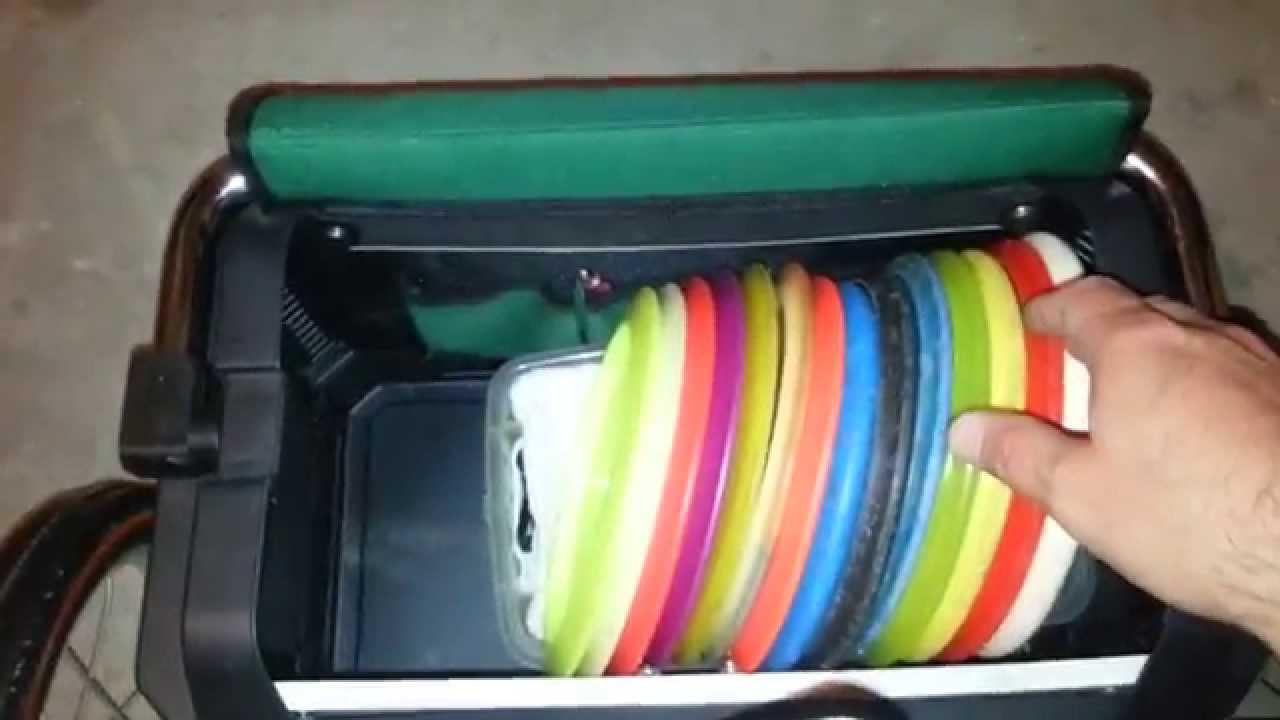 Best ideas about DIY Disc Golf Cart . Save or Pin DIY Disc Golf Cart Now.