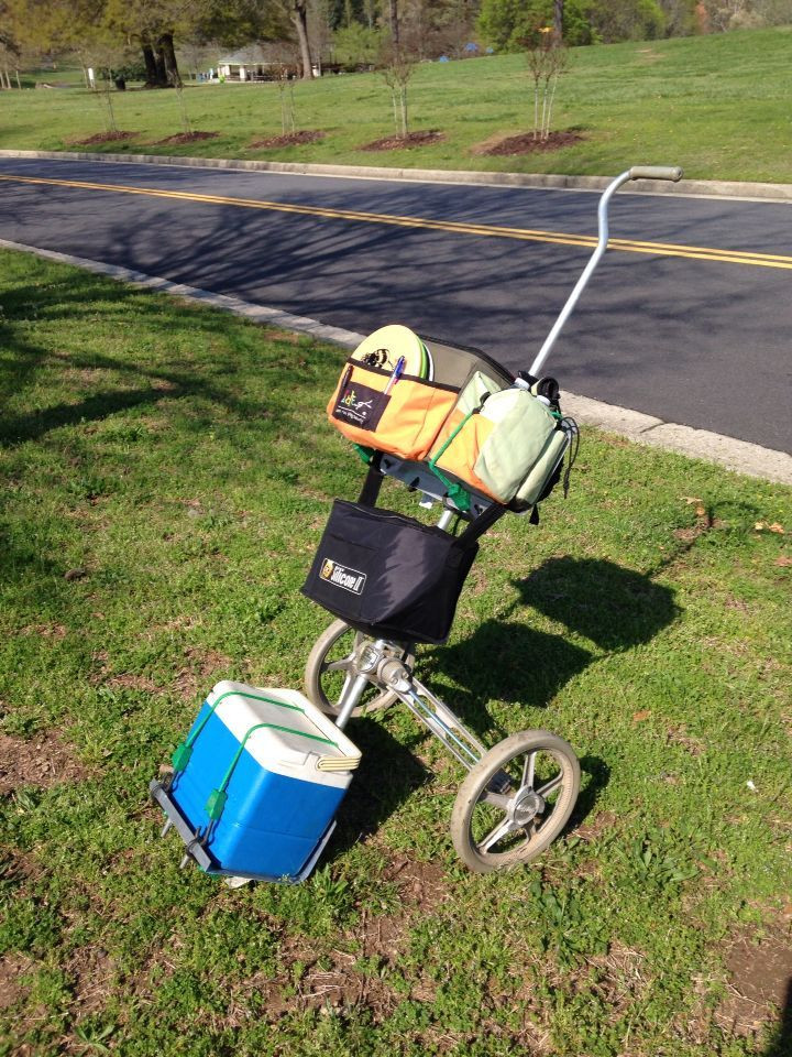 Best ideas about DIY Disc Golf Cart . Save or Pin 17 Best images about carts on Pinterest Now.
