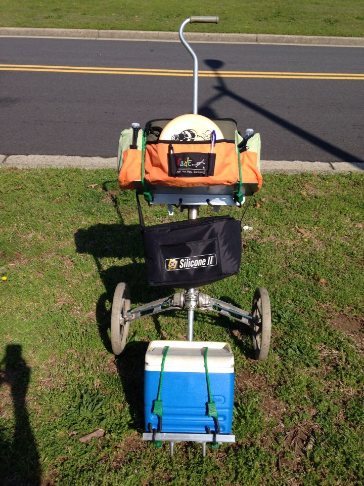 Best ideas about DIY Disc Golf Cart . Save or Pin 37 best Custom Golf Cart Ideas For Software Dealers Now.