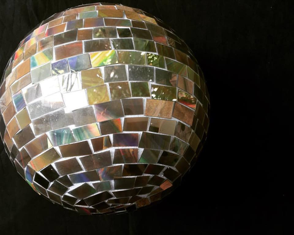 Best ideas about DIY Disco Balls . Save or Pin DIY Disco Ball Now.