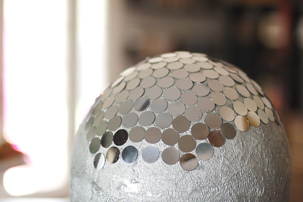 Best ideas about DIY Disco Balls . Save or Pin How to Make a Disco Ball Pinata Now.