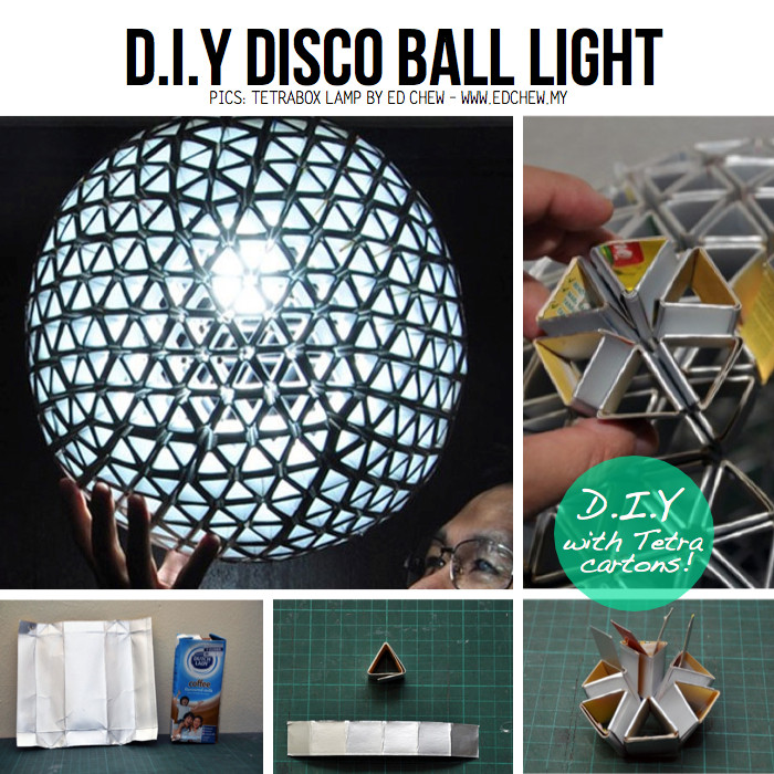 Best ideas about DIY Disco Balls . Save or Pin DIY Do It Yourself Now.