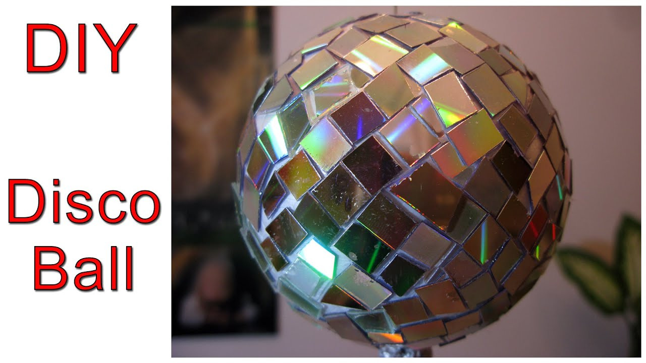 Best ideas about DIY Disco Balls . Save or Pin DIY Crafts Disco Ball Ana Now.