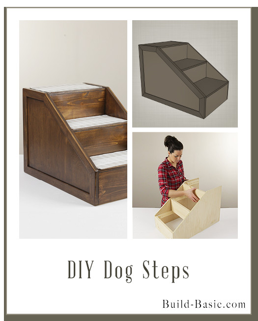 Best ideas about DIY Dog Stairs . Save or Pin Build Basic Now.